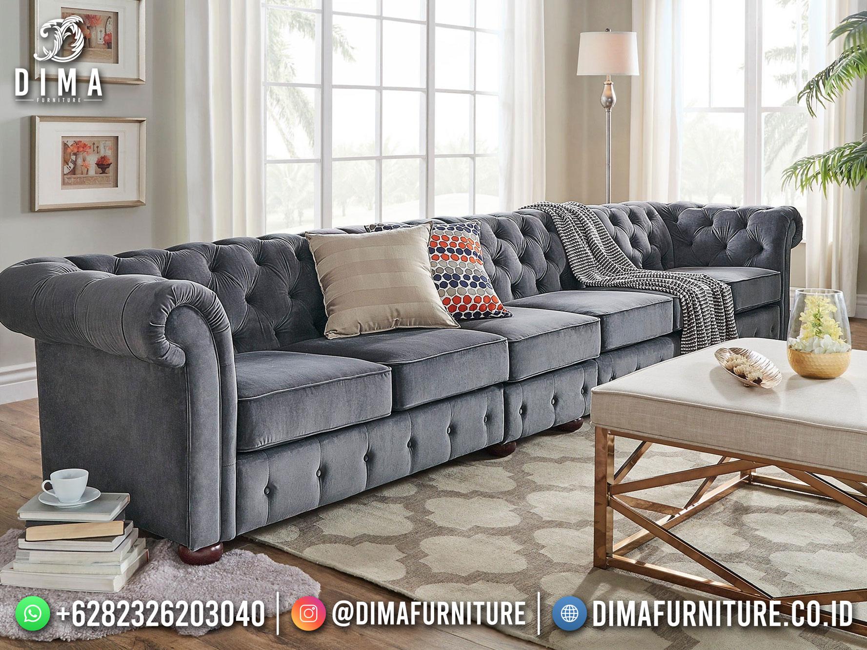 Ide Kursi Sofa Tamu Terbaru Furniture Jepara Exclusive Design 014