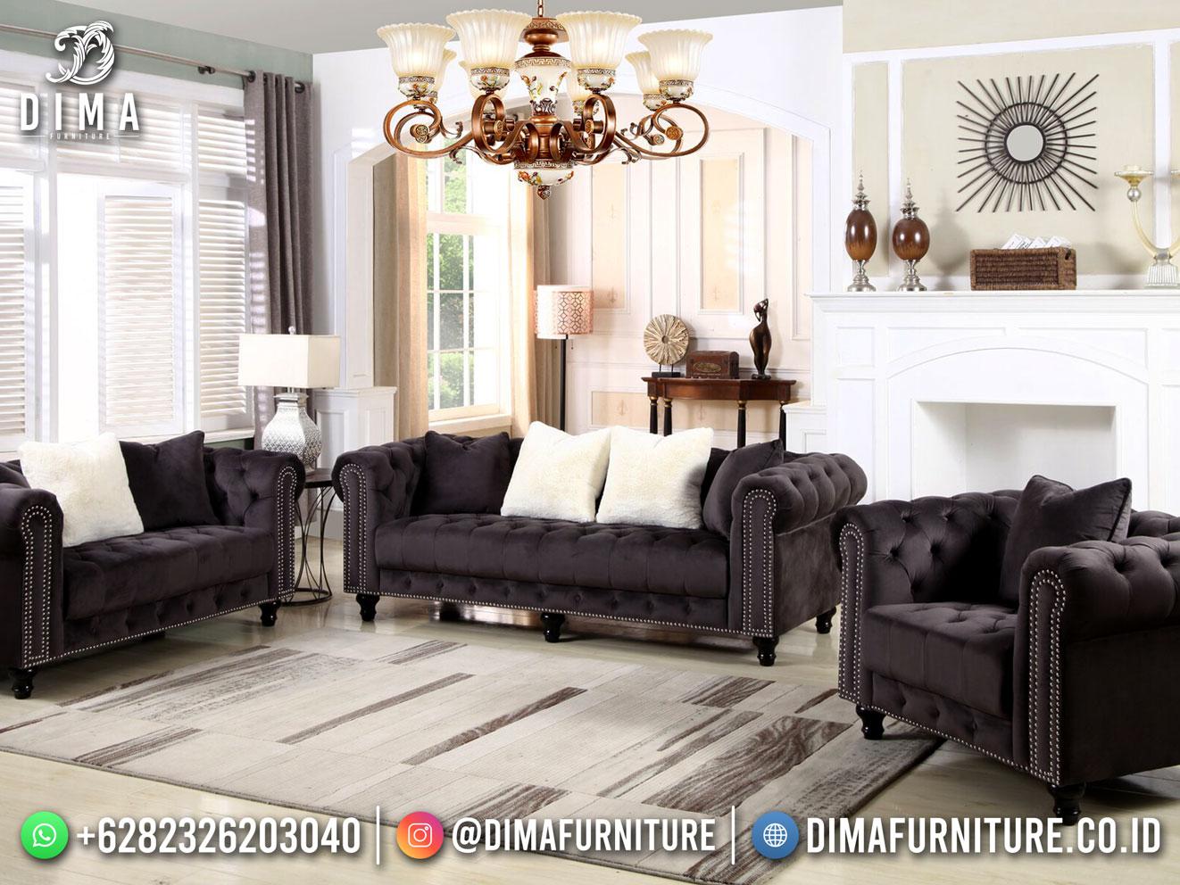 Ide Kursi Sofa Tamu Terbaru Furniture Jepara Exclusive Design 016