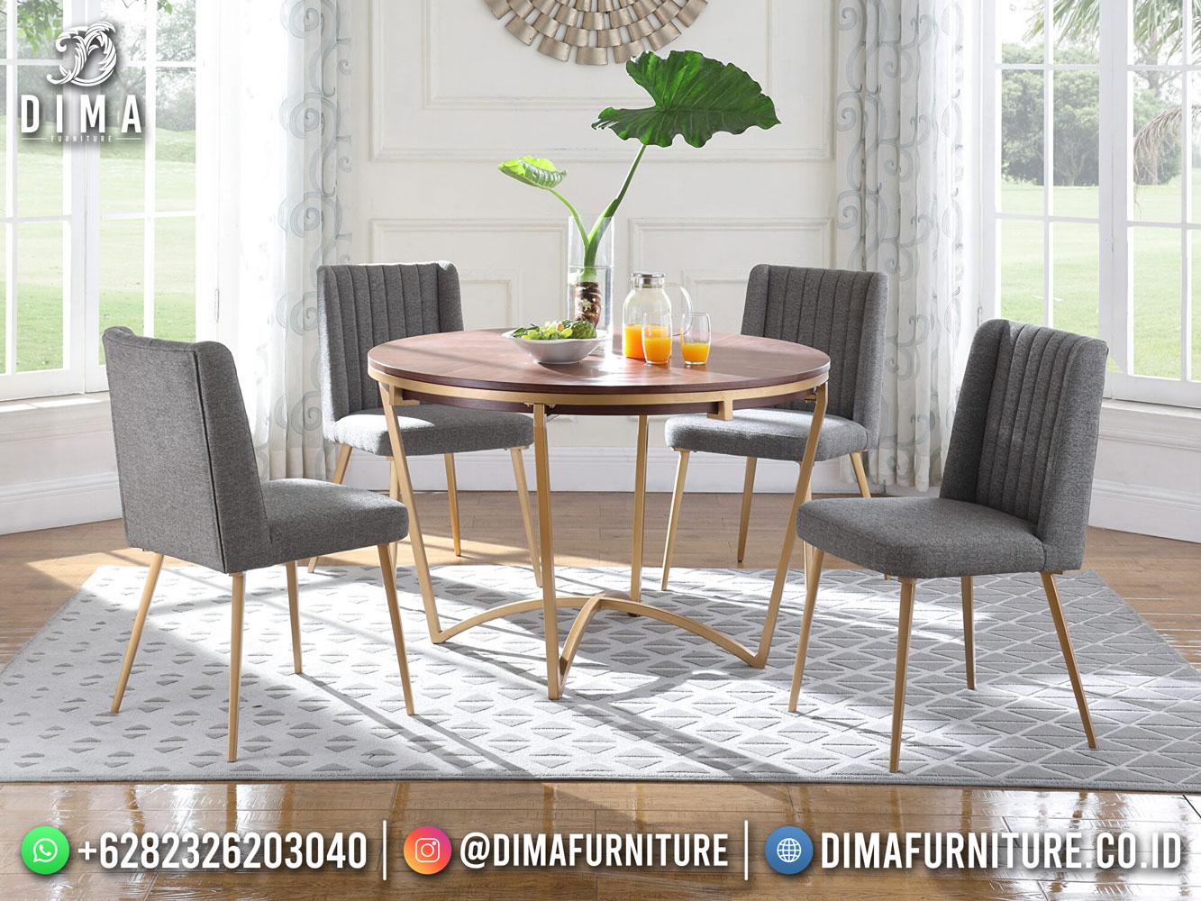 Inspirasi Meja Makan Minimalis Jepara Industrial Furniture DF-1691