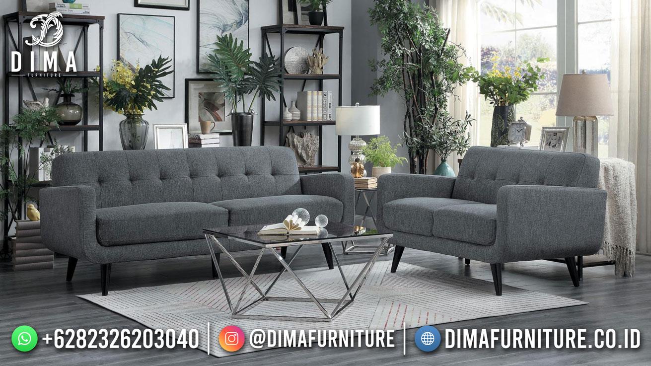 Sofa Minimalis Terbaru Retro Style Best Price DF-1723