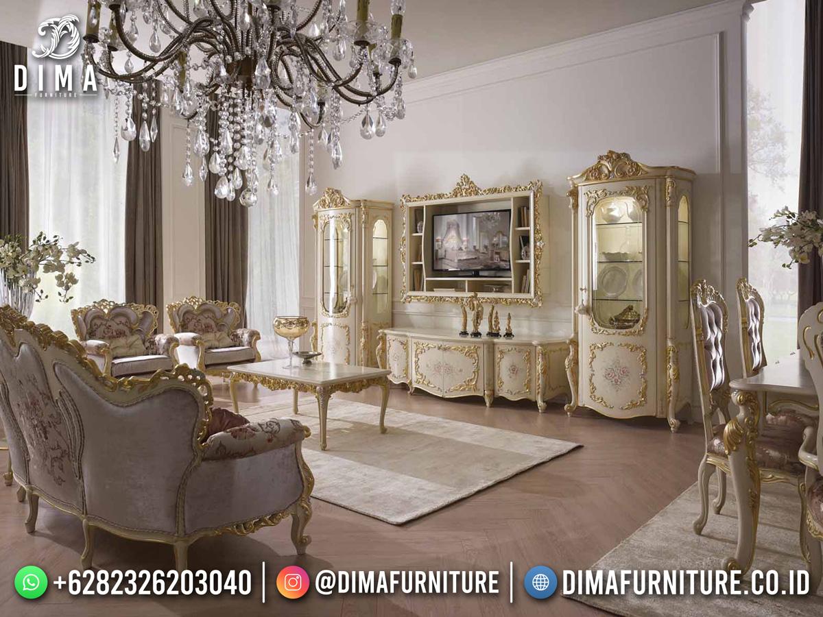 Beli Sekarang Bufet TV Mewah Terbaru 2021 Dima Furniture DF-1774