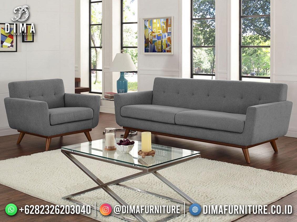 Elegant Gray Set Sofa Minimalis Terbaru Best Price DF-1830