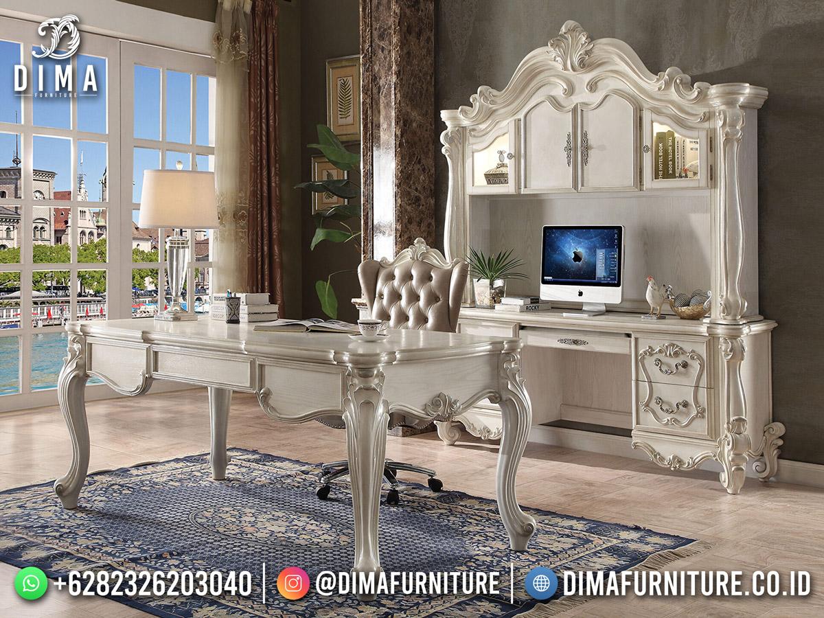 Shabby Style Meja Kerja Terbaru 100% High Quality Furniture DF-1781