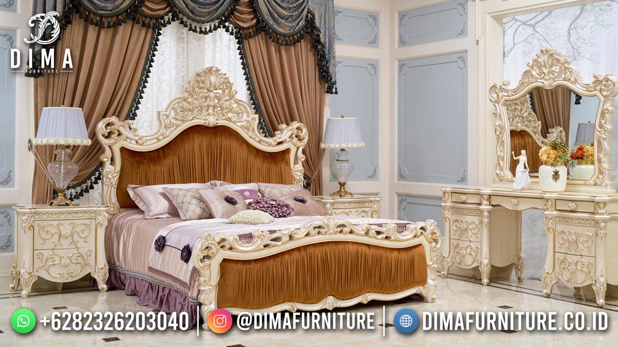 Kamar Set Mewah Terbaru Kota Jepara 100% High Quality DF-1906