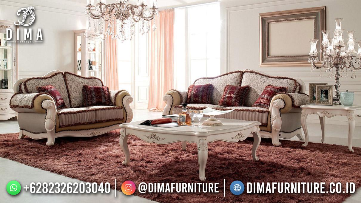 New Arrival Kursi Sofa Tamu Modern Jepara Elegant Product DF-1895
