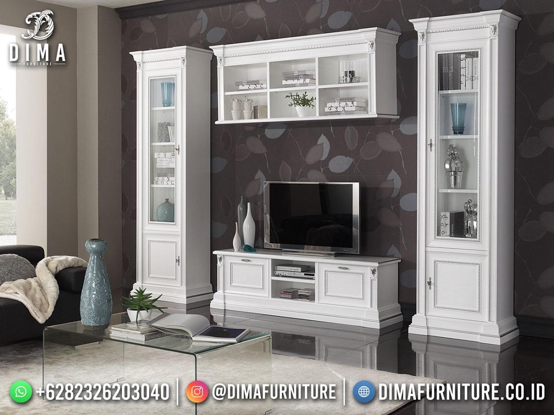 Terbaru Bufet TV Minimalis New Design Best Product Quality Mebel Jepara DF-1873
