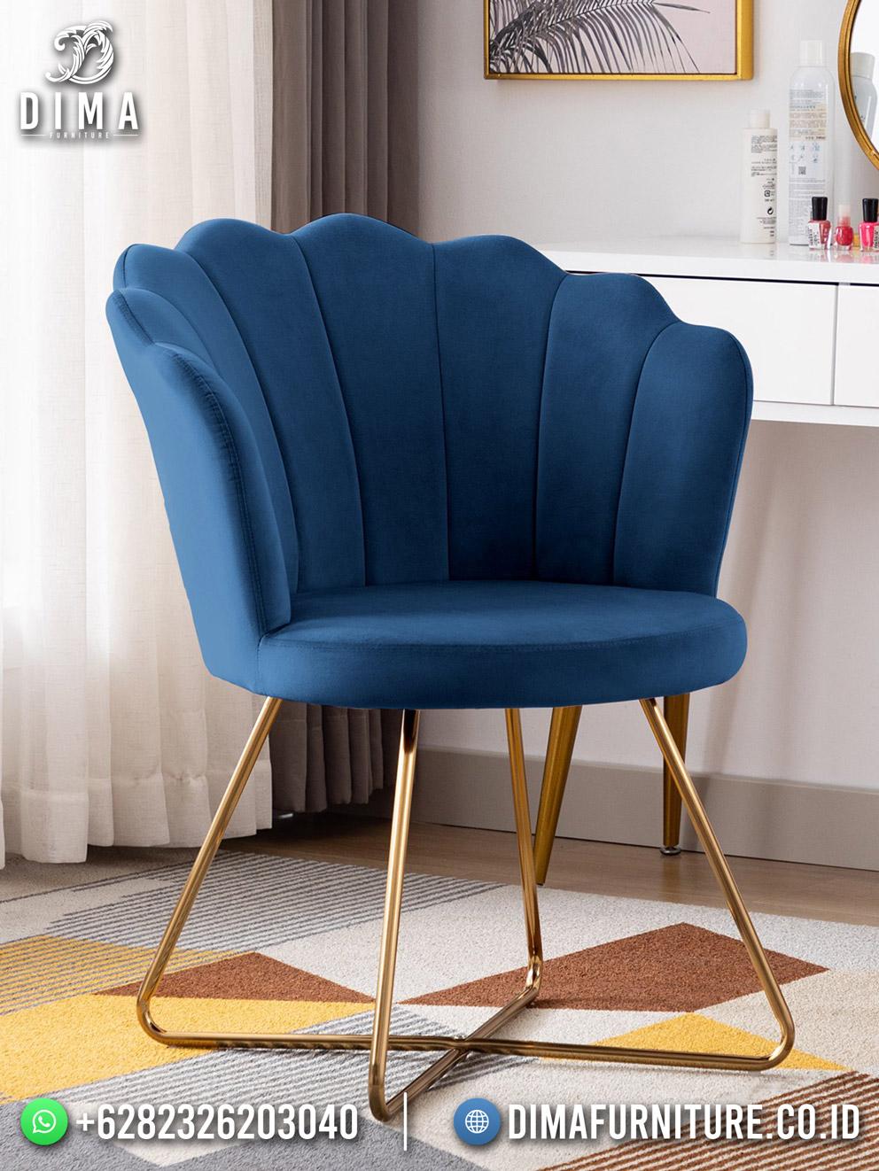 Beli Sekarang Sofa Santai Jepara Kursi Model Kerang Modern Furniture DF-1990