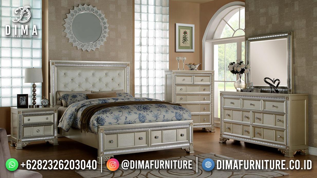 Furniture Kamar Set Model Terbaru Jati Kualitas Terbaik DF-1964