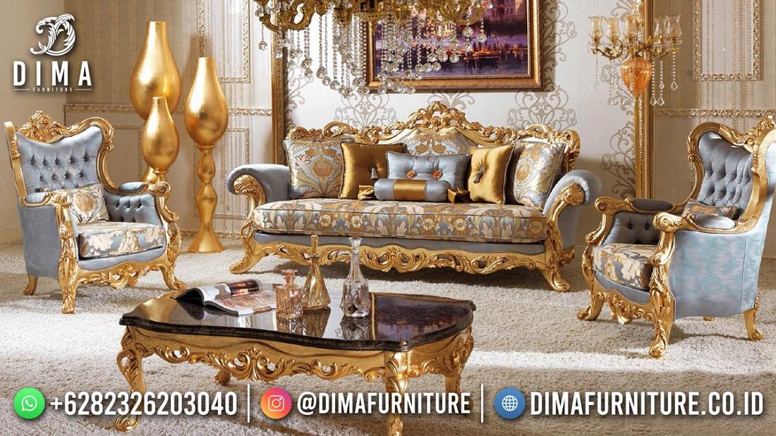 Kursi Tamu Mewah Jepara Ukiran Luxury Great Quality DF-1942