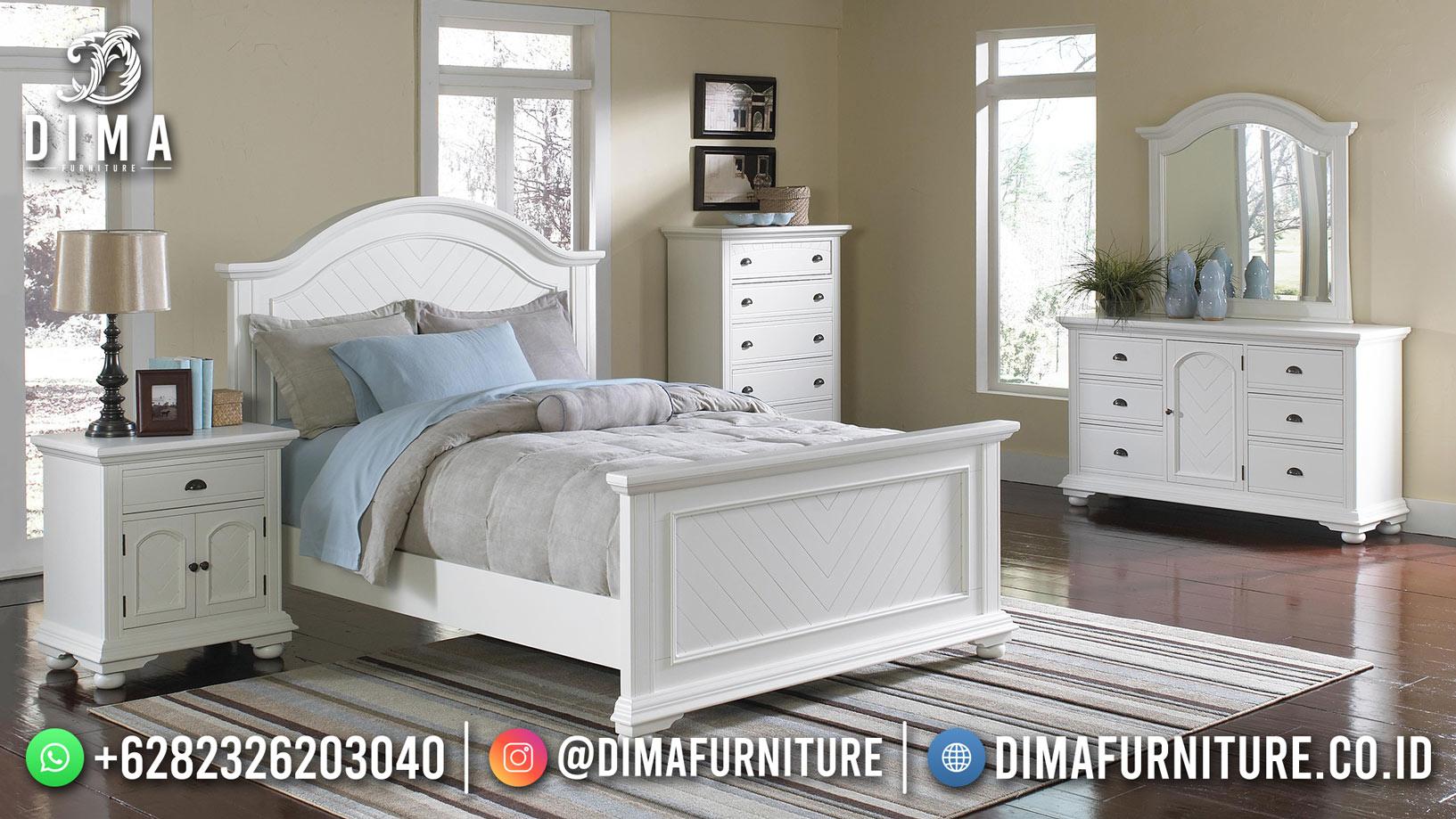Ranjang Tempat Tidur Minimalis Kamar Set Terbaru Best Quality DF-1963